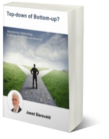 Download gratis Top-down of Bottom-up? Veranderend leiderschap in een veranderende samenleving
